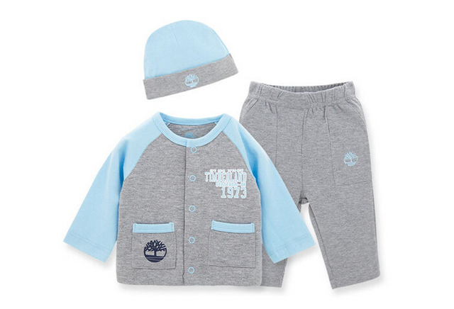 Baby Boys Girls Clothing Set Children Clothes Infant 3pcs Set Coat+Pants+Hat Girls Outwear Suit Kids Jacket+Pants Suit
