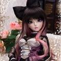 Oueneifs free shipping  fairyland minifee celine 1/4 bjd model reborn baby girls boys dolls eyes High Quality toys shop make up