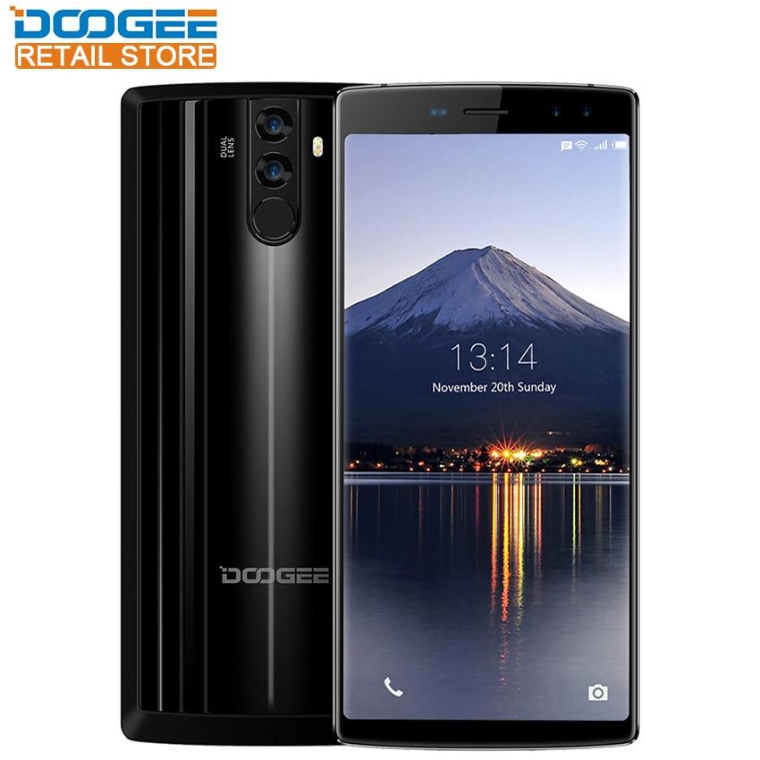 Original DOOGEE BL12000 MTK6750T Octa Core 6.018:9 FHD+ 12000mAh 4GB RAM 32GB ROM Quad Camera 16.0MP Android 7.0 Smartphone