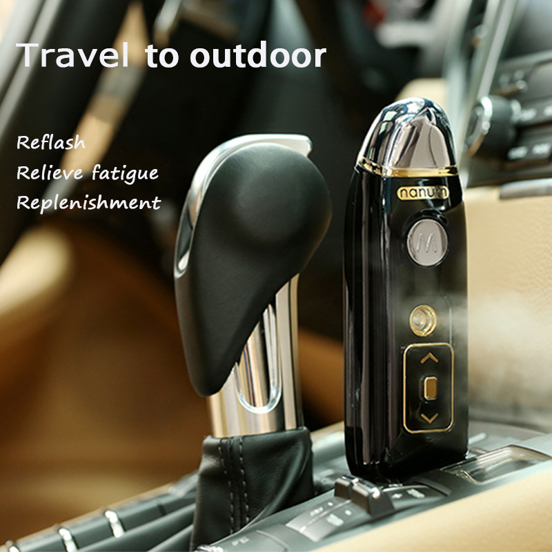 atreus 1pcs car styling sleepy reminder relieve fatigue, humidifieratreus 1pcs car styling sleepy reminder relieve fatigue, humidifier, refreshing device, anti sleepy mini air conditioner for car in sleepy reminder for car