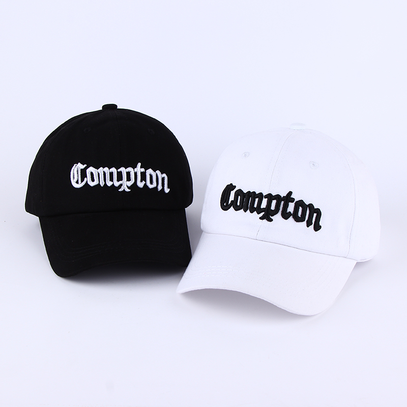 Baseball     cap   Compton skateboard brand snapback golf hats for men women hip hop bone aba reta casquette de marque touca chapeu