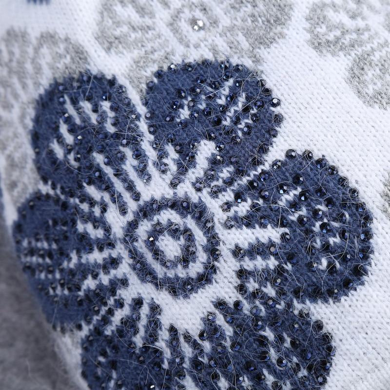 Xthree Damen Wintermütze Schal für Mädchen Beanie Wolle - Bekleidungszubehör - Foto 3