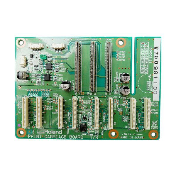 Roland RS-640 Print Carriage Board-W700981110 feed motor board for roland rs 640
