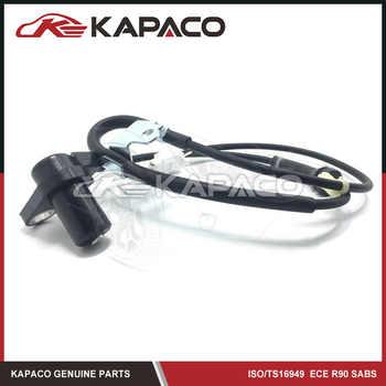 จัดส่งฟรีด้านหน้าขวาความเร็วล้อ ABS Sensor 56210-62J00 5621062J00 สำหรับ Suzuki Swift III