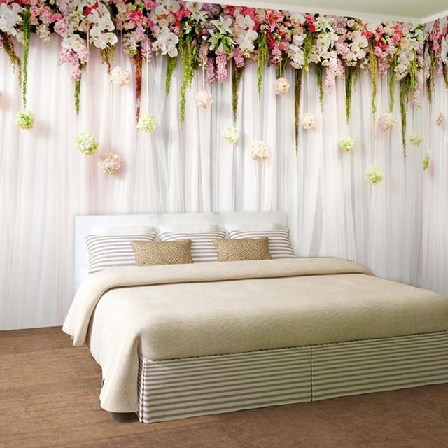 Comprar beibehang cortinas 3d murales for Papel pintado murales decorativos