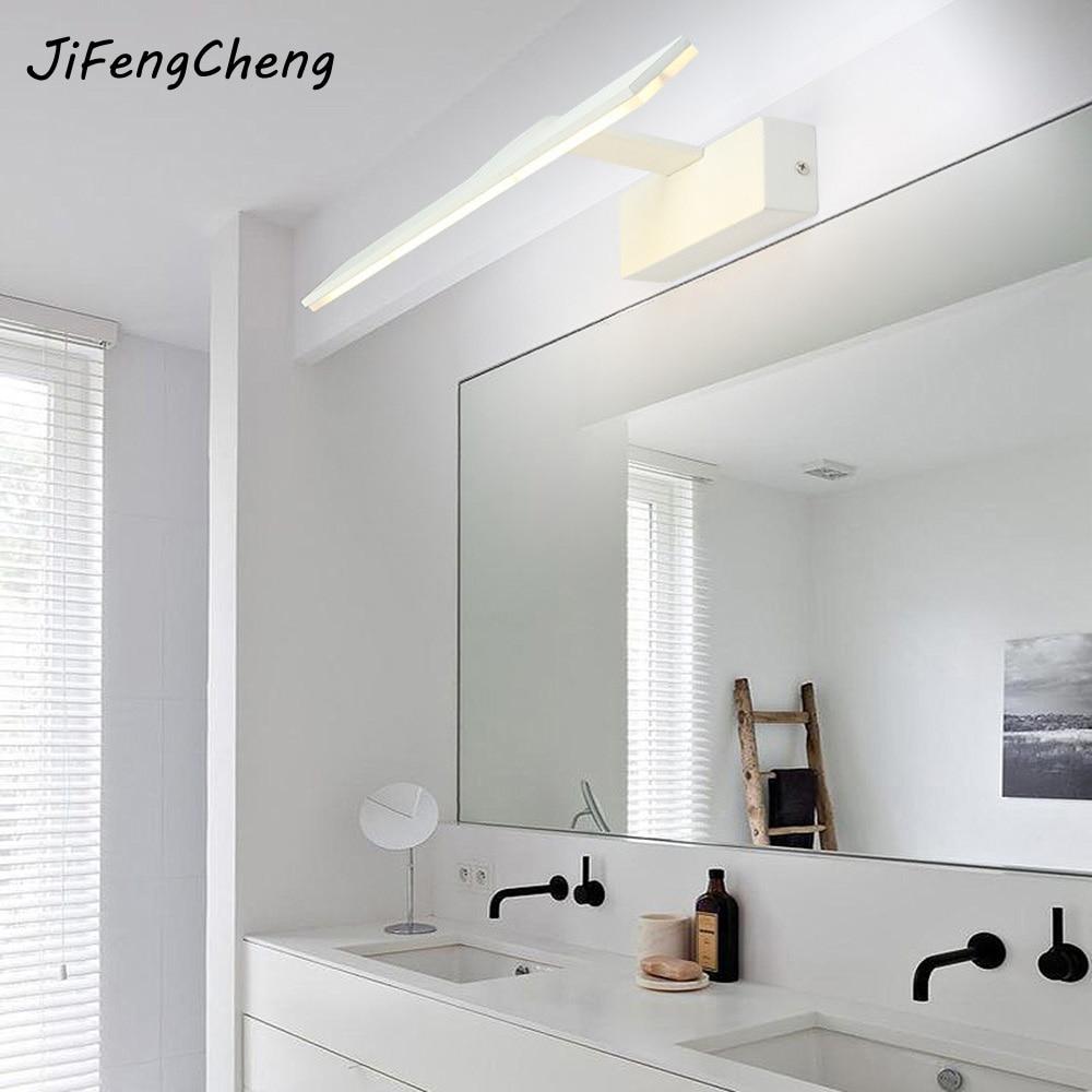 Modern Bathroom Mirror LightLED Simple Bedroom Wall Lightacrylic ...