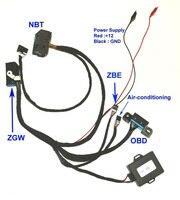 Для BMW F01 F02 F10 F18 F25 Fxx НБТ зажигания эмулятор для ZGW для CAS4 зажигания на зажигания эмулятор для Fxx НБТ тестер зажигания