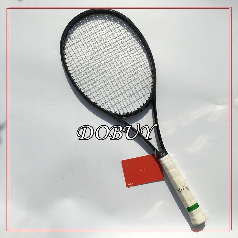 (Super A)2019 New Blade 98 black Racquet Nadal tennis racket blade tennis racket carbon Foamed handle L2 L3 L4