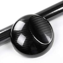 10x152cm 5D Car Carbon Fiber Vinyl Film Sticker High Glossy Car Styling Wrap Motorcycle Interior Accessories