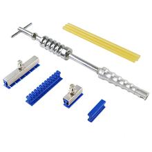 Narzędzia slide hamme big lub ong dent hail narzędzia do naprawiania wgnieceń zestaw elastyczne zakładki na młotek ślizgowy narzędzia narzędzia do naprawy wgnieceń w karoserii samochodwej narzędzia do naprawiania wgnieceń tanie tanio FURUIX Elektryczne Połączenie Młoty Wkrętaki CN (pochodzenie) Przypadku Zestaw narzędzi gospodarstwa domowego