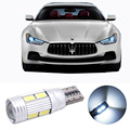 2pcs led W5W T10 canbus Parking Light Bulb For Mitsubishi carisma spoiler colt grandis rvr galant asx pajero outlander lancer