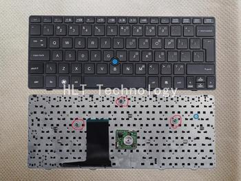 Original and New Black US keyboard for HP 2560 2560P 2570 2570P Good work! - sale item Laptop Parts & Accessories
