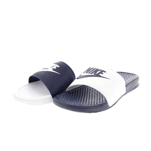NIKE Benassi Original Lovers Beach & Outdoor Sandals Footwear Super Light  Stability Support Sports Sneakers For Men Shoes