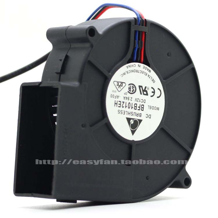 brand new DELTA BFB1012EH 9733 12V 2.94A high air volume Centrifuge turbine Blower cooling fan computer water cooling fan delta pfc1212de 12038 12v 3a 12cm strong breeze big air volume violent fan