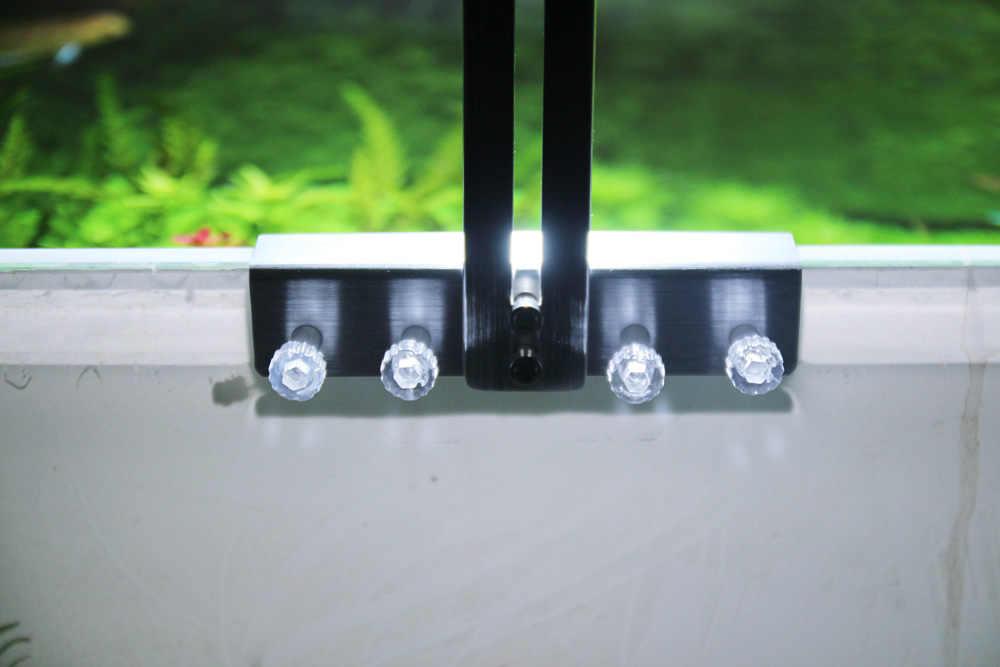 Приложение bluetooth smart управление Восход закат воды завод расти светодио дный светодиодный свет диммер Вентилятор охлаждения зеленый красный полный спектр