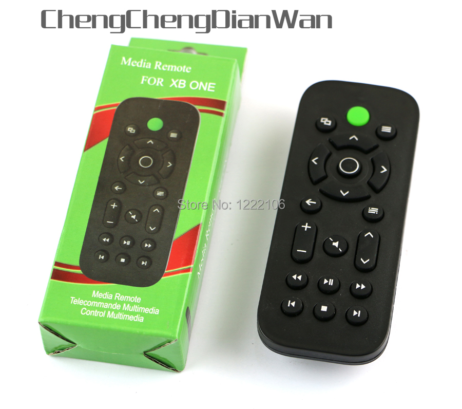 ChengChengDianWan Media Remote For XBOXOne Remote Controller Remoter Controle Remoto Control For Microsoft Xbox One Console