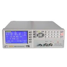 U2683 Insulation Resistance Meter Megohmmeter 500Ohm -100TOhm 1V -1000V continuous Insulation Resistance Tester fast arrival dy3166 analog insulation resistance tester 2000m ohms 1000v