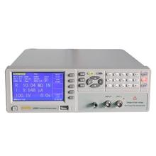 U2683 Insulation Resistance Meter Megohmmeter 500Ohm -100TOhm 1V -1000V continuous Insulation Resistance Tester недорого