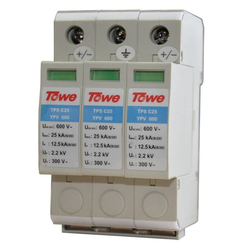 TOWE AP - C25 YPV600 PV 600V DC System Power Class C