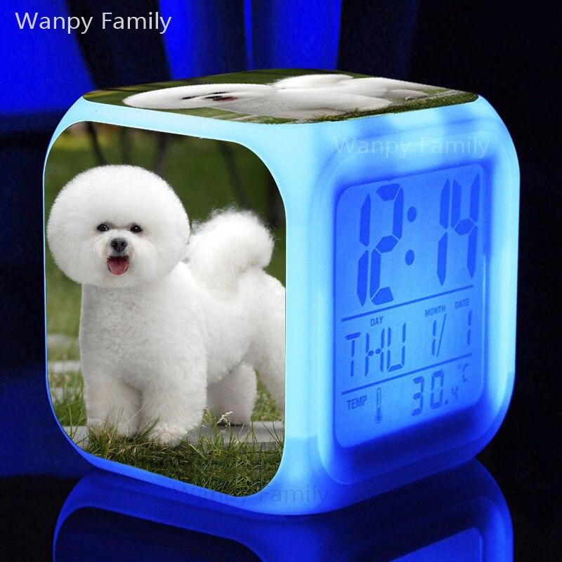 Pet Dog Alarm Clock For Kids Room