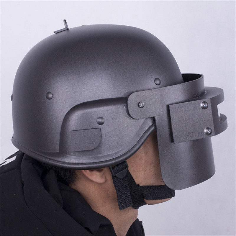 Novelty & Special Use Able Jedi Survival Helmet Pubg Field Headband Eatingchicken Three Categories Helmet Man And Woman Cosplay Helmet Hat