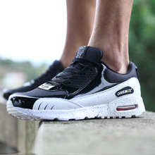 New arrival onemix outdoor trainer shoes for men's sport walking shoes increasing running run shoes size 36-45 1065