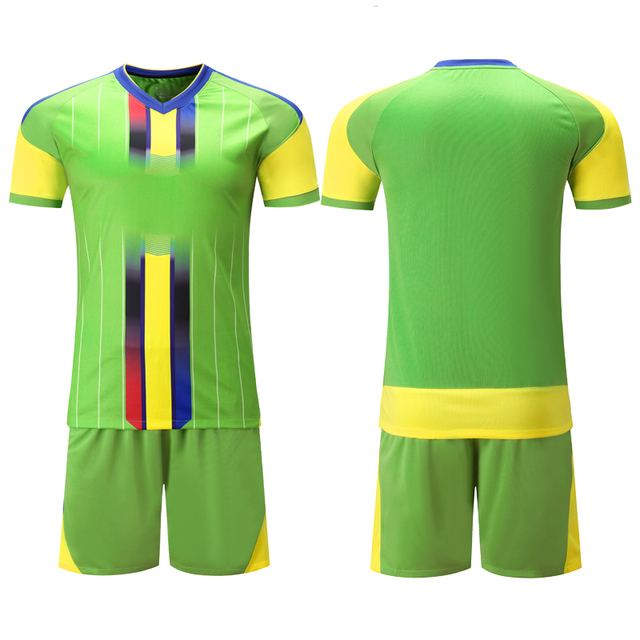 Boys girls survetement football jerseys kids child soccer sets training suit sport kit clothing breathable customize print draw