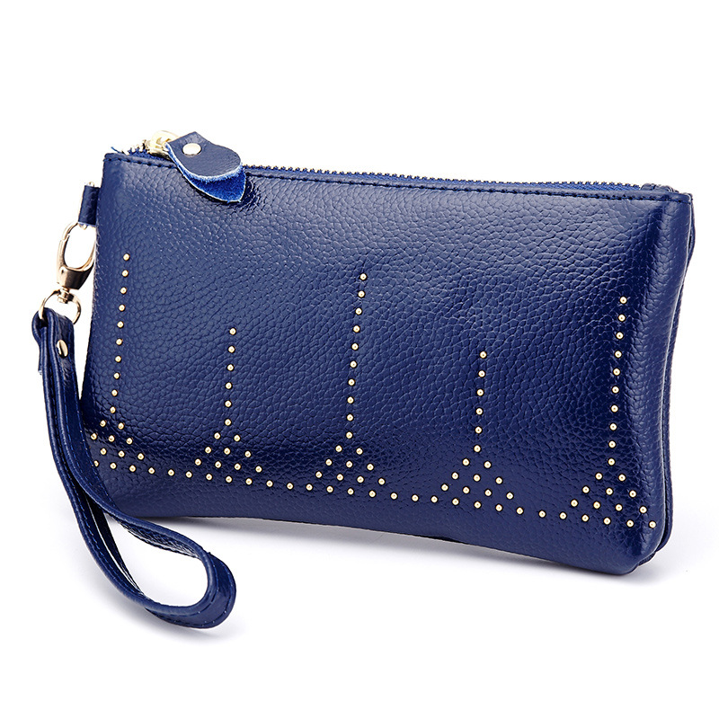 Europe style women clutch high quality beautiful women casual high quality Fashion casual day clutches women fashion europe style high quality brass