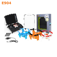 Create Toys E904 2 4G 4CH 6 Axis Gyro Mini Nano RC Quadcopter With Led Lights