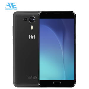 "THL Knight MT6750T 3G RAM 32G ROM Smartphone 5.5 ""3100 mAh Battery Cellphone Fingerprint"