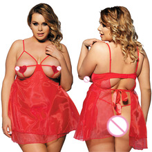 xxxl 5xl love heart hollow open bra plus size sexy lingerie hot sexy underwear exposed chest babydoll women sexy costumes 688