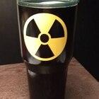 Radioactive Symbol V...