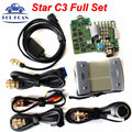 2017 High Quality Mb Star C3 Xentry DAS Diagnostic Tool MB Diagnostic Multiplexer With Internal Software HDD V2016.7 Newest