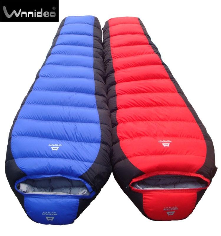 Wnnideo North Rim Extreme Weather Sleeping Bag рюкзак north bag 9459 2015
