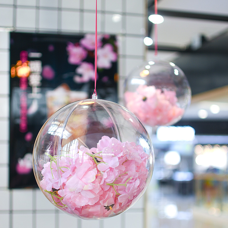 Disco Ball Decorations Cheap: 10pcs New Transparent Ball For DIY Decoration Candy