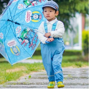 Image 5 - الأطفال السراويل المطر مقاوم للماء جديد 2018 ماركة وزرة مقاوم للماء 1 7Yrs طفل الفتيان الفتيات وزرة موضة الاطفال وزرة
