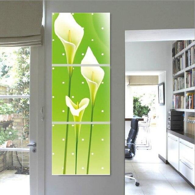 Venta caliente Calla Lily Pintura Decorativa Pinturas Al Óleo ...