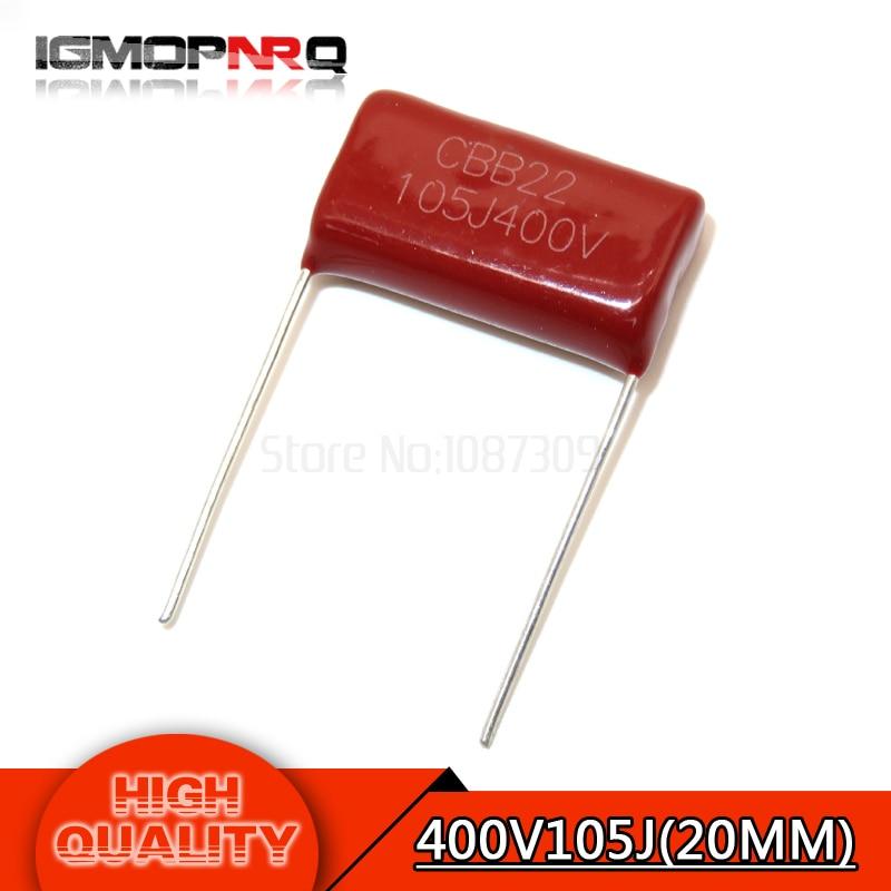 ± 5/% Series A ECWF PP Polypropylene Film Capacitor 0.68 µF 250 V