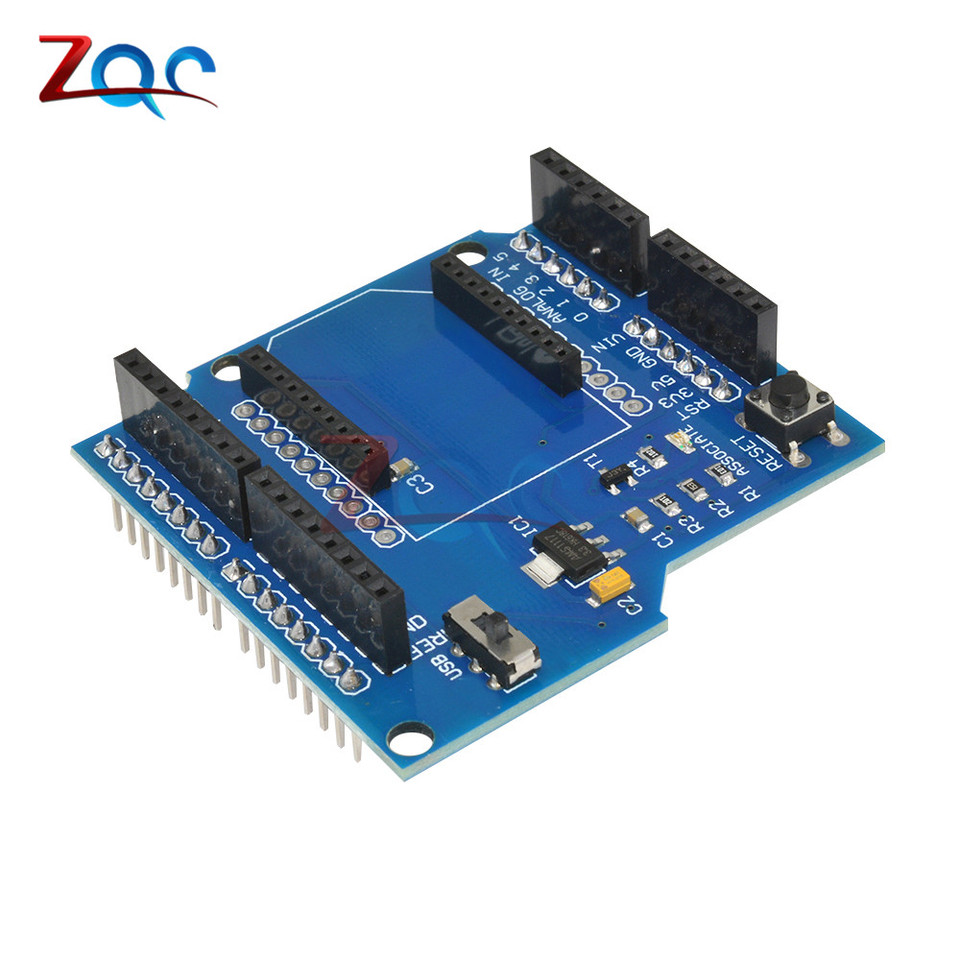 5x Bluetooth Shield Wireless Control For XBee ZigBee V03 Module!