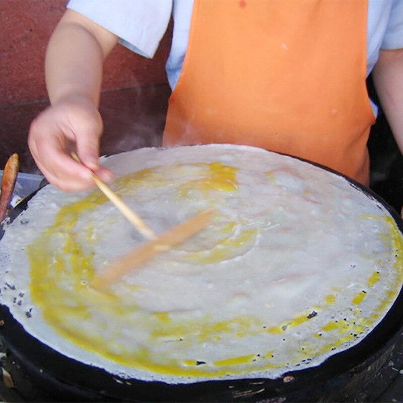 Kitchen Wooden Crepe Pancake Maker Pizza Spreader Stick Detachable Kitchen Pasta Egg Cooker Pan Flip Baking Tools for Home|Pie Tools| |  - title=