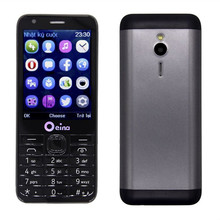 2017 Promotion OEINA 230 4SIM Phone With Quad Band Four SIM Card Bluetooth MP3 MP4 FM Camera 2.8 Inch Screen Phone