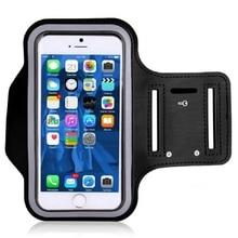 Спортивные нарукавные Чехлы для спортивного зала Xiaomi, нарукавная Повязка для мобильного телефона под 5,5 дюймов, держатель для телефона, сумки, универсальный нарукавный чехол