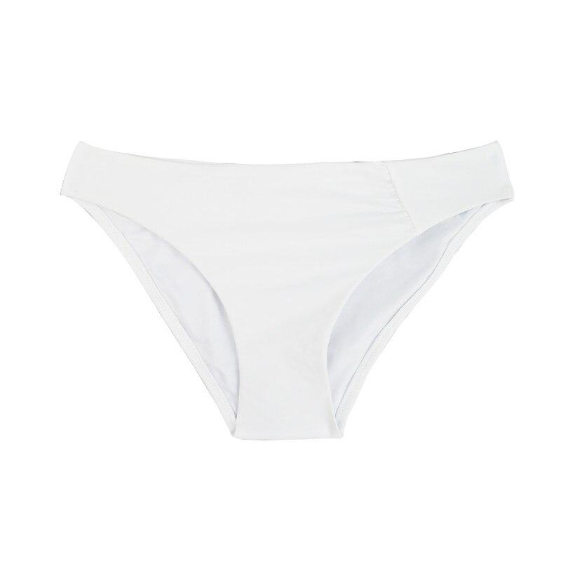 Шорты для плавания с низкой талией, плавки, одежда для плавания, сексуальный женский купальник, Бразильское бикини, два предмета, Раздельный купальник, B601