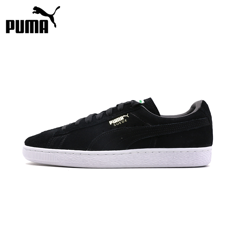 Authentic New Arrival Puma Suede Classic Unisex Anti-Slippery Skateboarding Shoes Sports Sneakers Classique Outdoor