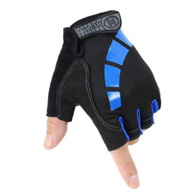Cycling Gloves Reflective at night  Bike Breathable Half Finger Mens Womens Bicycle Sport