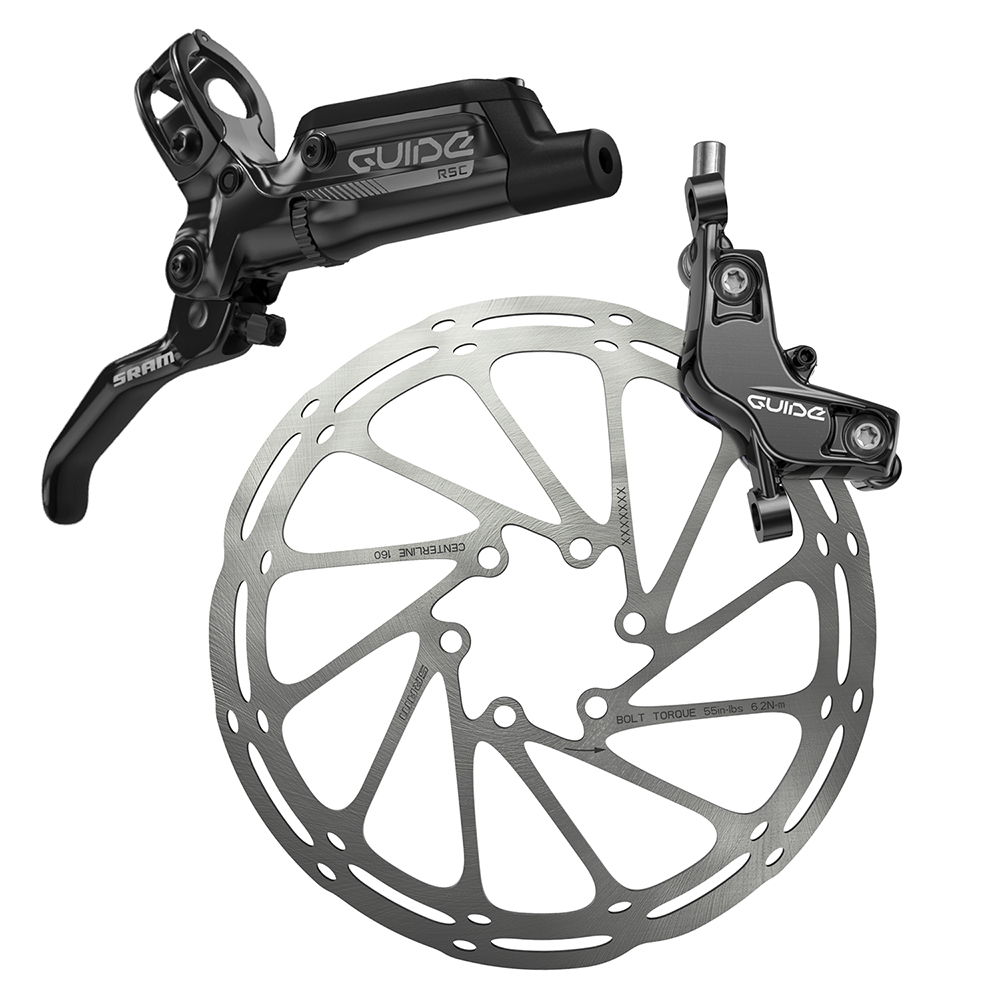 Guide R RS RSC de frein VTT vélo vélo disque hydraulique de frein