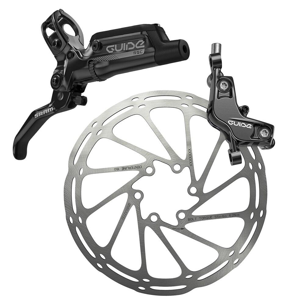SRAM Guide R RS RSC frein vtt vélo vélo frein à disque hydraulique