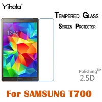Superior Tempered Glass For Samsung Galaxy Tab S T700 T705 8 4 Tablet Pc Anti Shatter