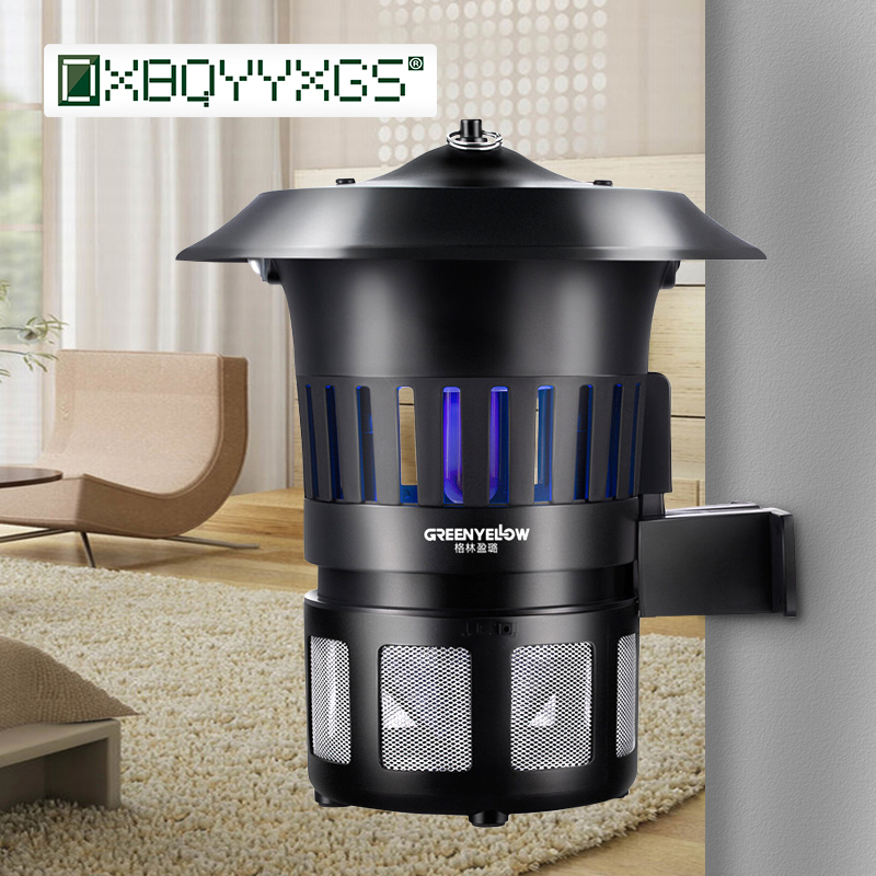 Electronic Photocatalyst Mosquito Killer Lamp Insect Mosquito fly Moth Trap Pest control Anti Mosquito Swatter 220V