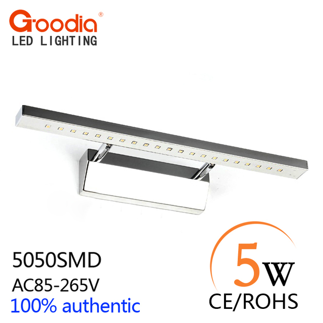 Bathroom Tube Sconces aliexpress : buy 5w bathroom wall lamp living room mirror